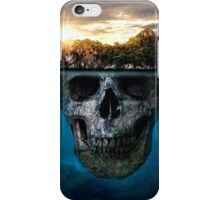 Mysterious island iPhone Case/Skin