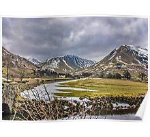 Hartsop Valley Views Poster