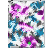 "The graphic pattern ""Watercolor "".  iPad Case/Skin"