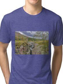 The River Duddon Lake District Tri-blend T-Shirt