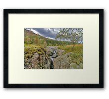 The River Duddon Lake District Framed Print