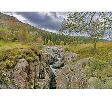 The River Duddon Lake District Photographic Print