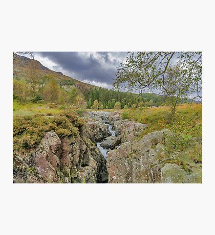 The River Duddon Lake District Photographic Print