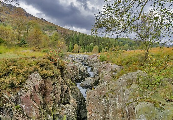 The River Duddon Lake District by Trevor Kersley