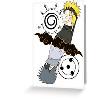 Naru! Greeting Card