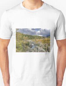 River Duddon Lake District Unisex T-Shirt