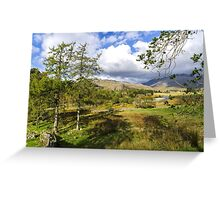 The Duddon Valley Greeting Card