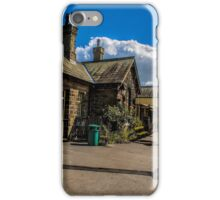 The Station Platform iPhone Case/Skin