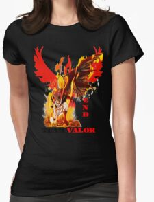 pokemon go fairy tail Womens Fitted T-Shirt