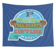 """Clear eyes, full heart, can't lose"" - Friday Night Lights Wall Tapestry"
