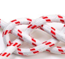 The Carrick Bend or The Josephine Knot  Sticker