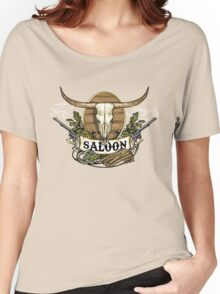 Saloon Women's Relaxed Fit T-Shirt