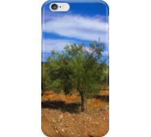 The Olive Tree iPhone Case/Skin