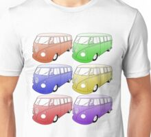 VW Campers Unisex T-Shirt