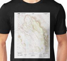 USGS TOPO Map Arizona AZ Rose Well Camp East 20111103 TM Unisex T-Shirt