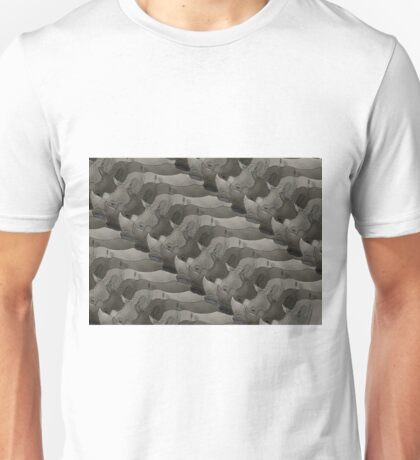 Rhinos Unisex T-Shirt