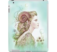 """""""THE ARIES"""" - Protective Angel for Zodiac Sign iPad Case/Skin"""