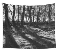 If You Go Down to the Woods Today... Wall Tapestry