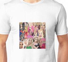 Alaska Thunderfvck Collage Print Unisex T-Shirt