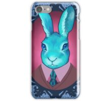 #harebrained iPhone Case/Skin