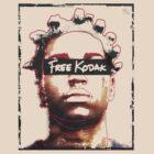 Free Kodak (Limited & Exclusive) by ZacacaShirt