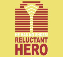 Reluctant Hero Baby Tee