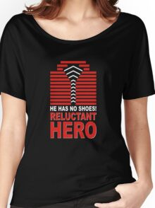 Reluctant Hero Women's Relaxed Fit T-Shirt