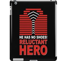 Reluctant Hero iPad Case/Skin
