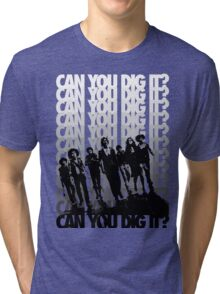 Can You Dig It  Tri-blend T-Shirt
