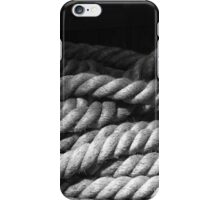 Canal Rope Detail iPhone Case/Skin