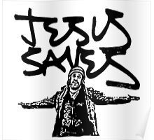 The Walking Dead - + Jesus Saves + Poster