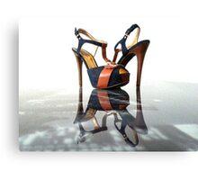 high heels universe Canvas Print