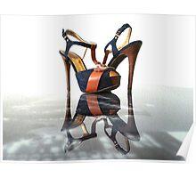 high heels universe Poster