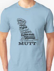 Mutt Dog Unisex T-Shirt