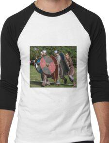 Medieval Fighters Men's Baseball ¾ T-Shirt