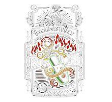 Sir Oscar of Astora's Estus Flask Photographic Print