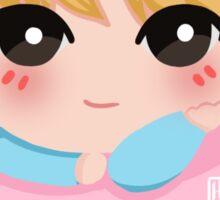 Cloudy Jin Sticker