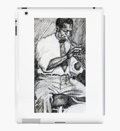 Louis Armstrong  iPad Case/Skin