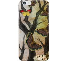 Butterfly Forest iPhone Case/Skin