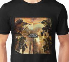 Teenage Mutant Ninja Turtles The Movie Unisex T-Shirt