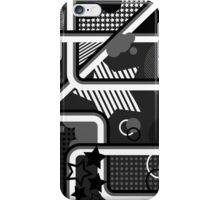 Pattern/Design (Black & White) iPhone Case/Skin