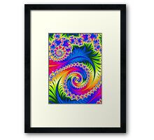 Almost Paradise Framed Print