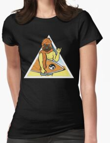 Beach People Womens Fitted T-Shirt