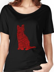 Yarn cat Women's Relaxed Fit T-Shirt