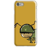 in the army iPhone Case/Skin