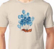 Dachshund dog and balloons Unisex T-Shirt
