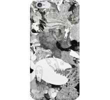 Paranoia II iPhone Case/Skin