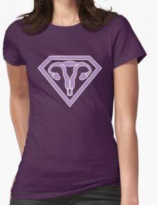 Uterus Hero Lavendar T-Shirt