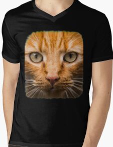 GTA 5 - cat shirt (I'm Not a Hipster) Mens V-Neck T-Shirt