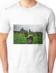 Whitby Graveyard Unisex T-Shirt